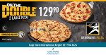Debonairs Pizza promotion